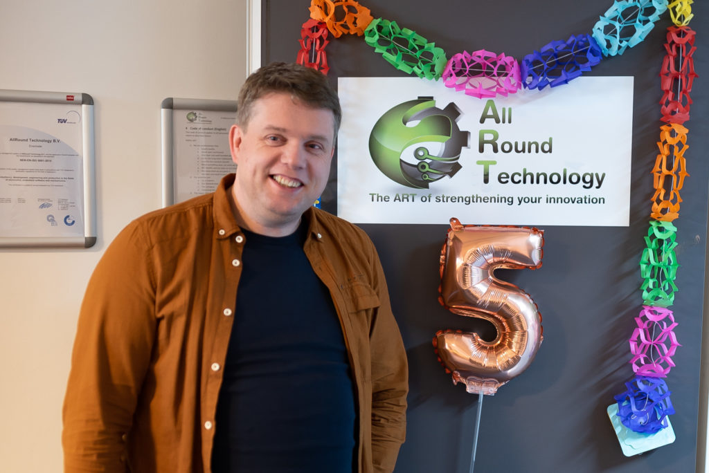 5th anniversary of AllRound Technology